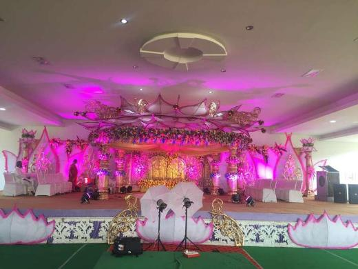wedding reception venues in kompally