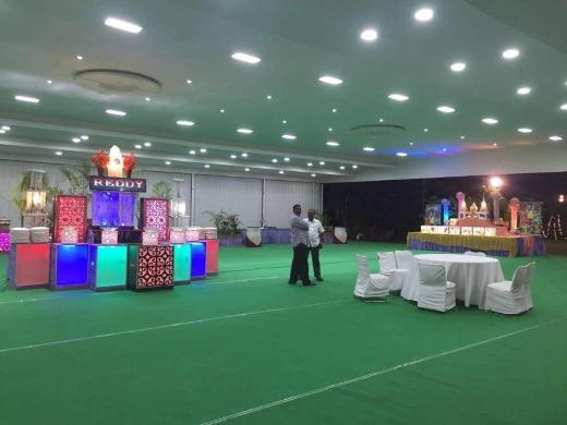 function halls near kompally