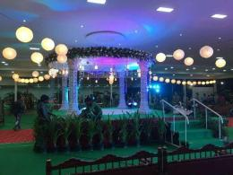 Happy birthday function hall in kompally