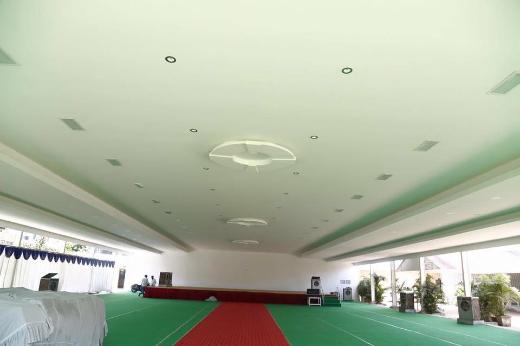 amr gardens function hall in hyderabad