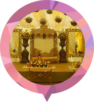 New function halls in kompally for weddings