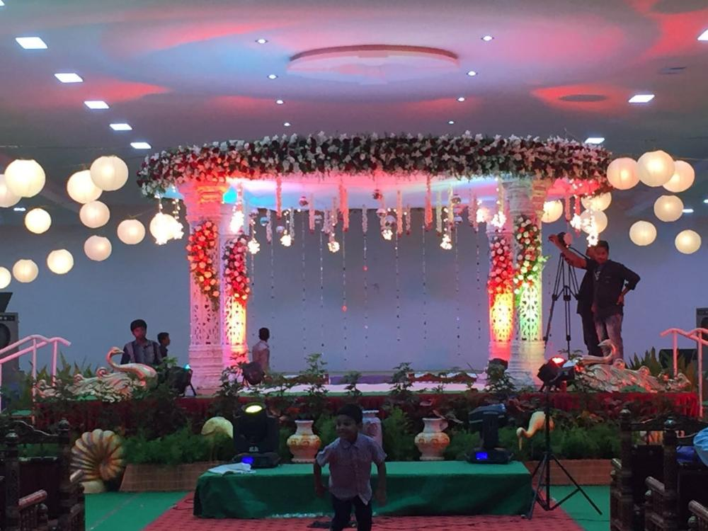 large banquet halls hyderabad kompally